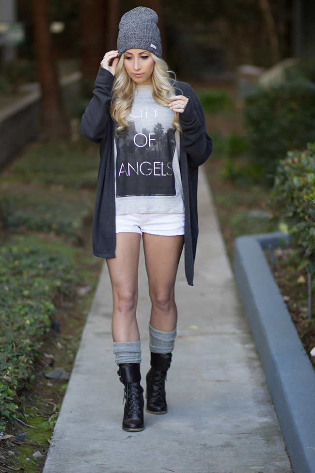 City Of Angels Tee: Forever 21