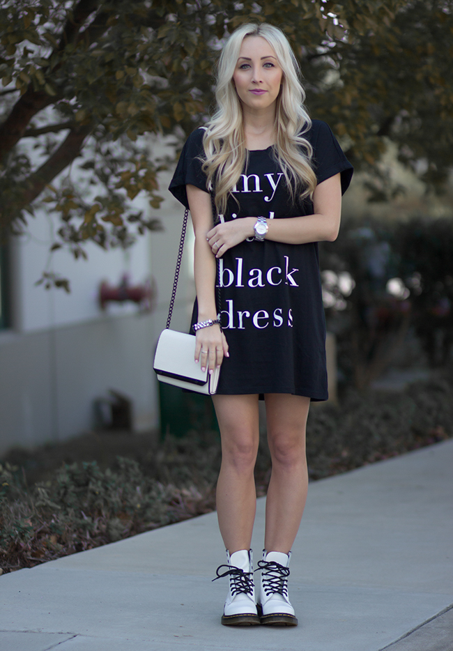 My Little Black Dress / Forever 21