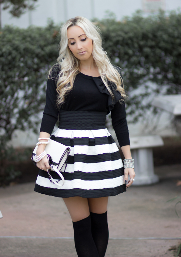 Black & White Fashion