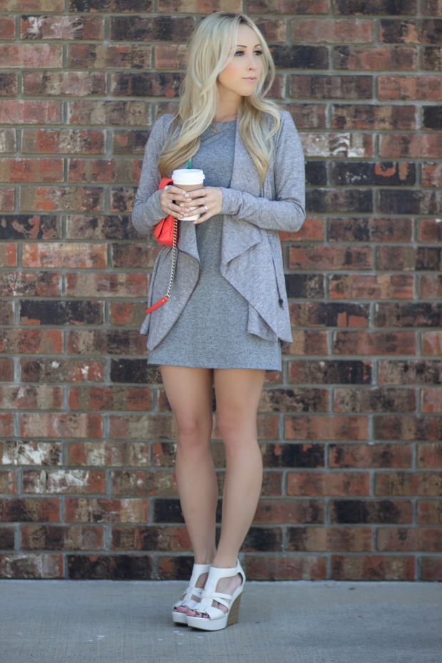 Coffee In Hand | StyledByBlondie.com