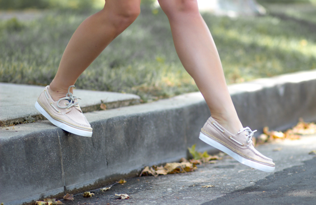 Sperry Top-Sider Shoes from @RWfootwear | Styledbyblondie.com