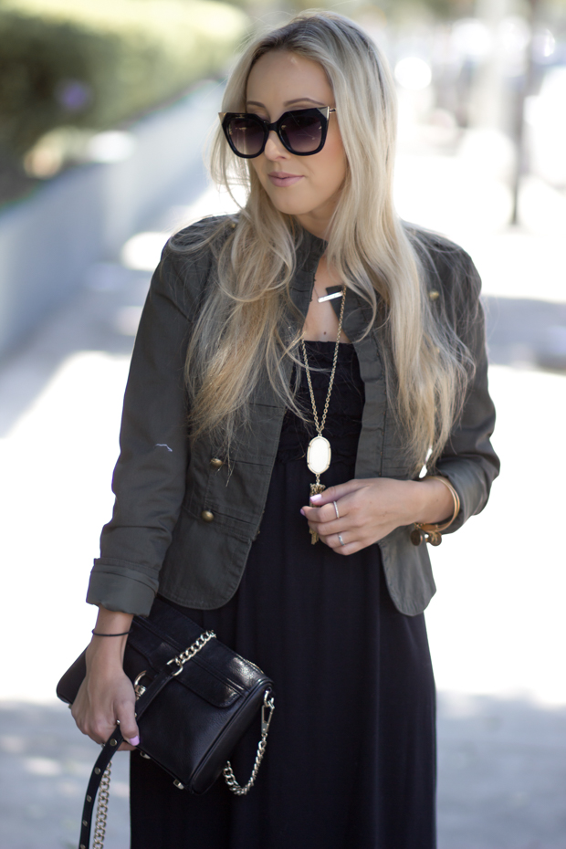 Cat Eye Sunglasses | Styledbyblondie.com