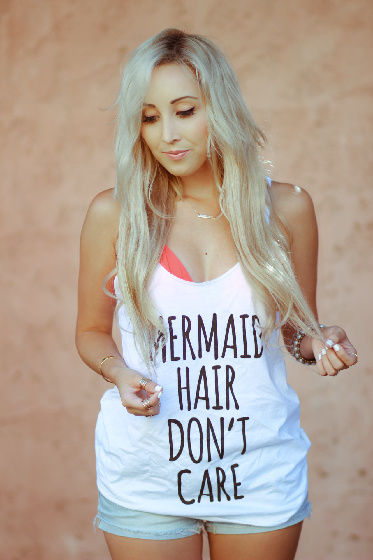 Hair Extensions from @irresistibleme | StyledByBlondie.com
