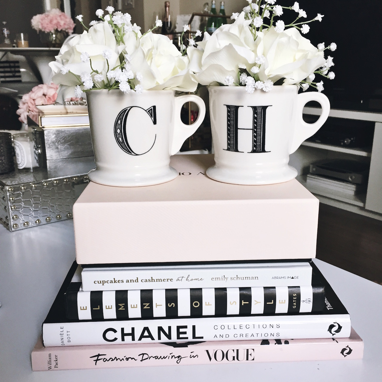 Fashion Book for the coffee table | StyledByBlondie.com