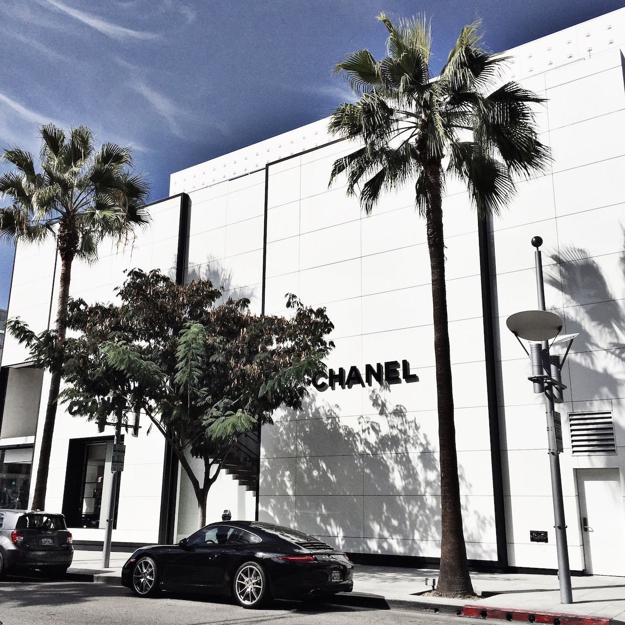 Chanel Store in Beverly Hills | StyledByBlondie.com