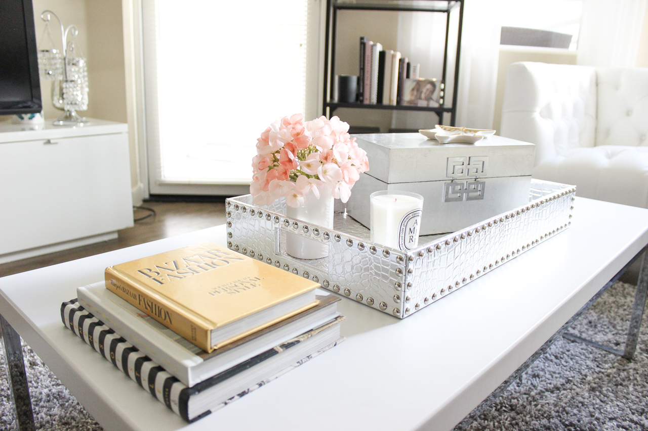 Coffee Table Styling | Styledbyblondie.com