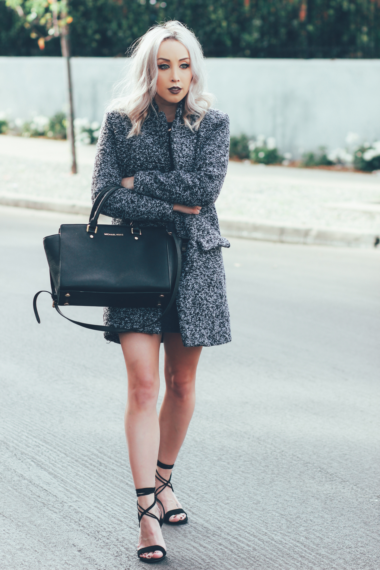 Girl On The Go | Business Chic | BlondieInTheCity.com
