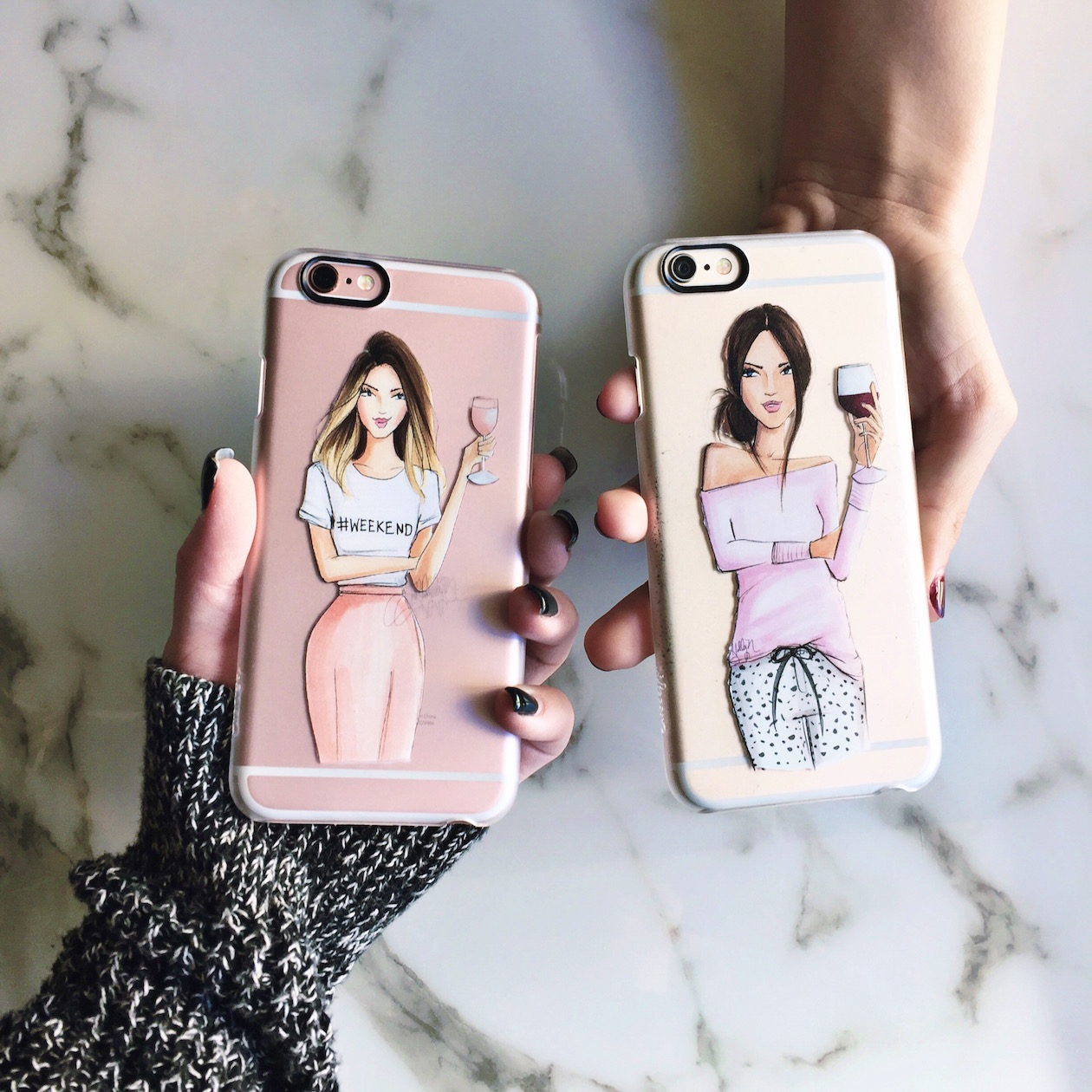 Girly iPhone Cases | BlondieintheCity.com