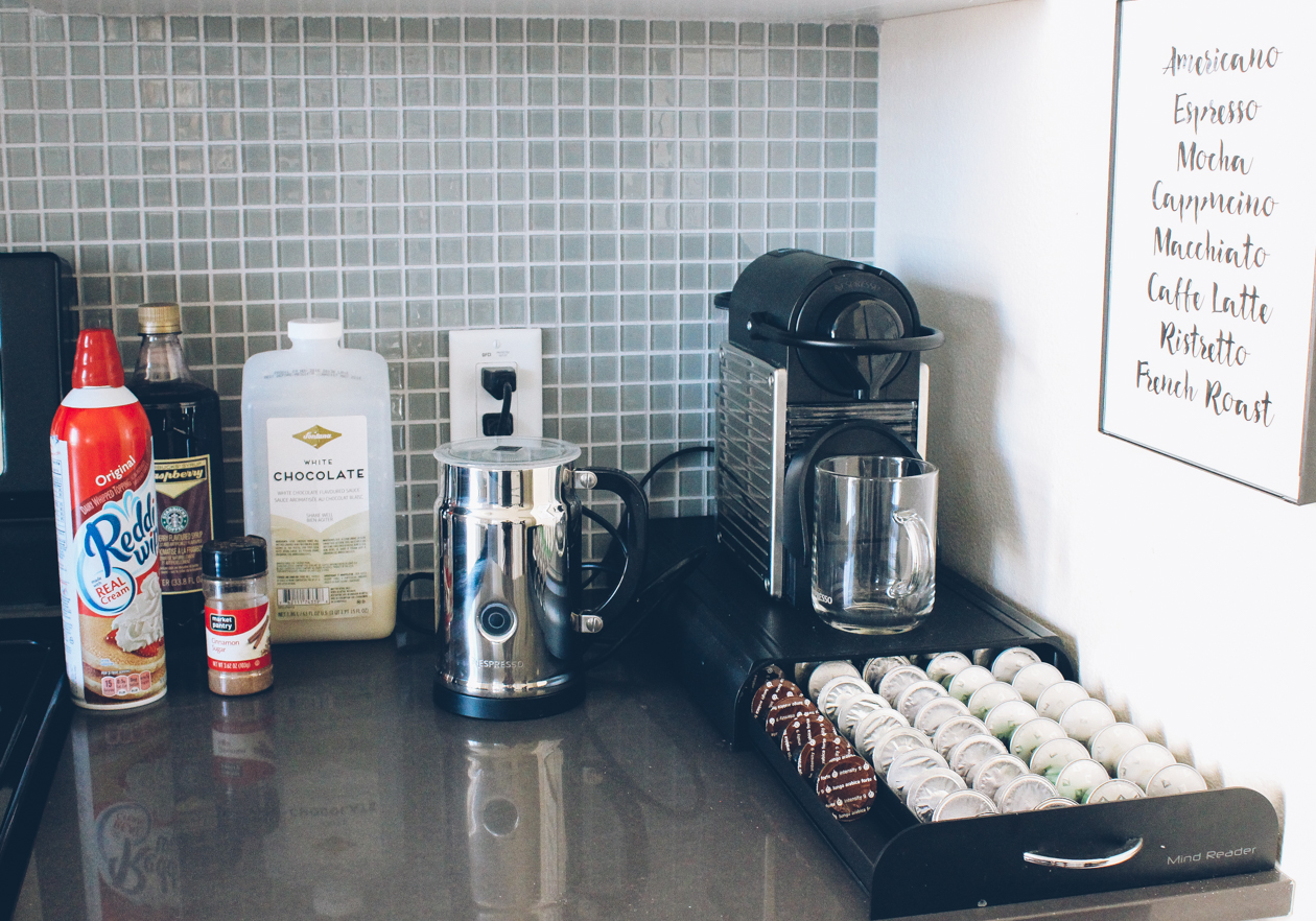 Morning Coffee With Gourmesso & Nespresso | BlondieintheCity.com