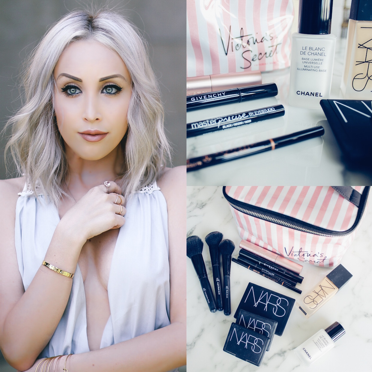 Blondie in the City - Makeup Must Haves | Best Makeup for Beautiful Skin