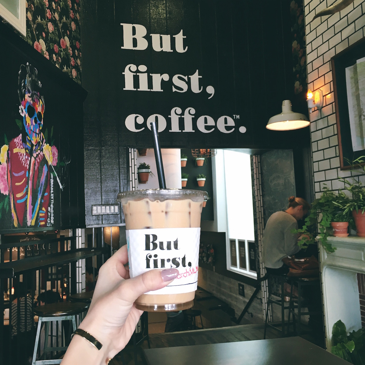 But First, Coffee | Coffee Shop in West Hollywood