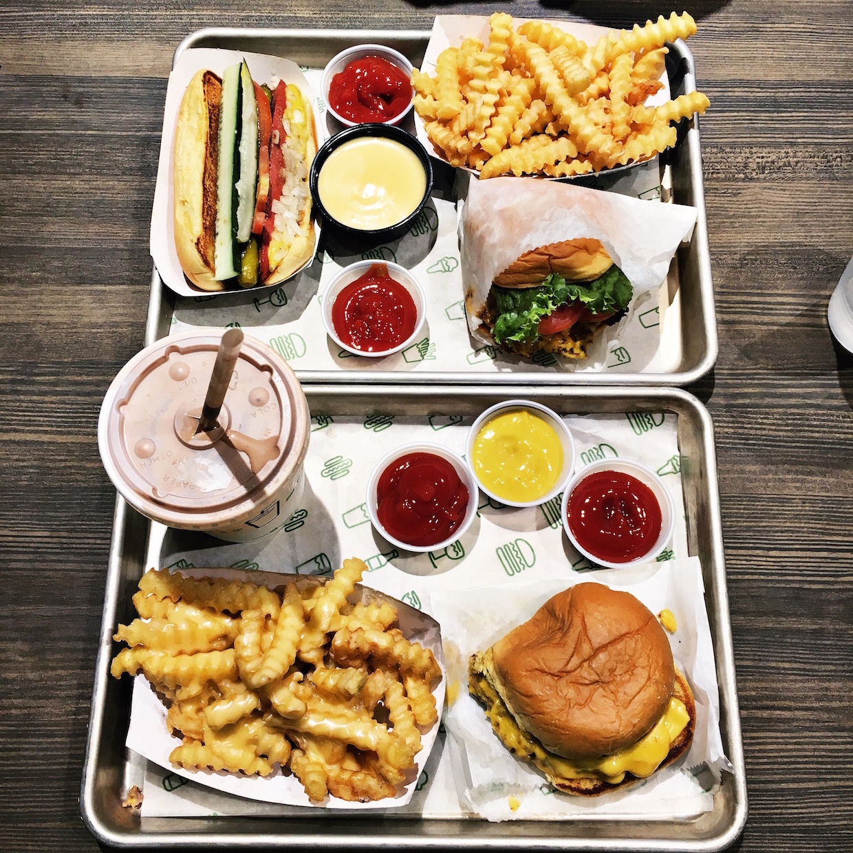 Shake Shack West Hollywood