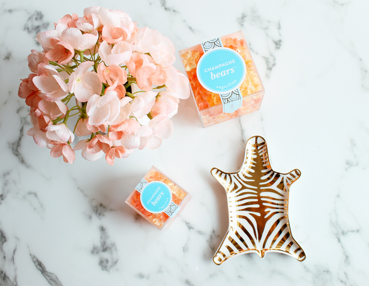 Blondie in the City | Get your mom the gift of @sugarfina Champagne Bears for Mother's Day