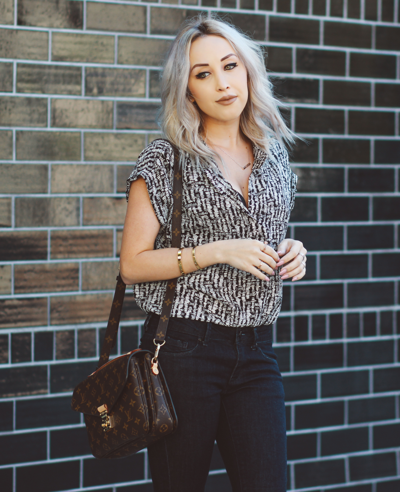 Blondie in the City | Street Casual