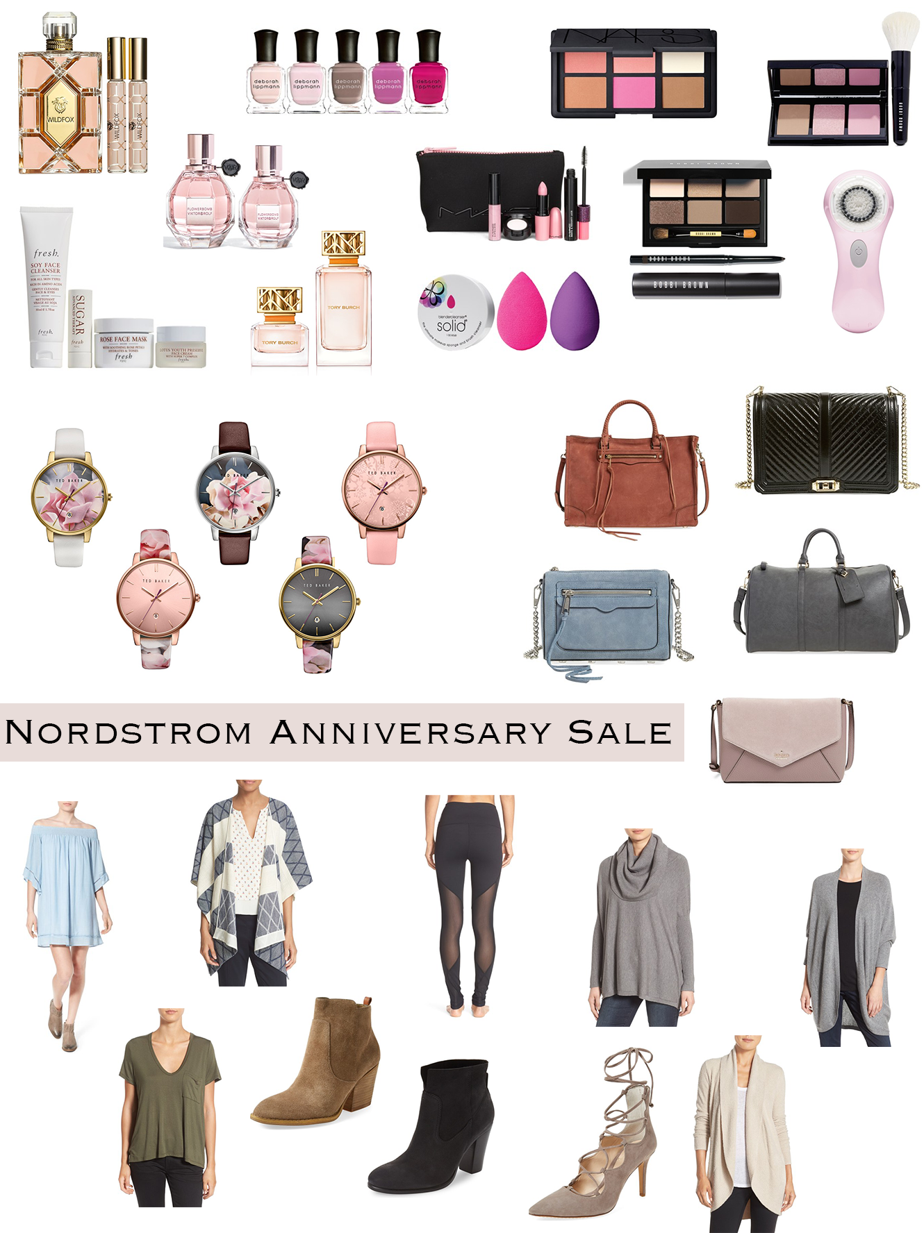 Blondie in the City | Nordstrom Anniversary Sale Picks | #NSale | Beauty Products | Nordstrom Handbags | Ted Baker Watch | Nordstrom Sale