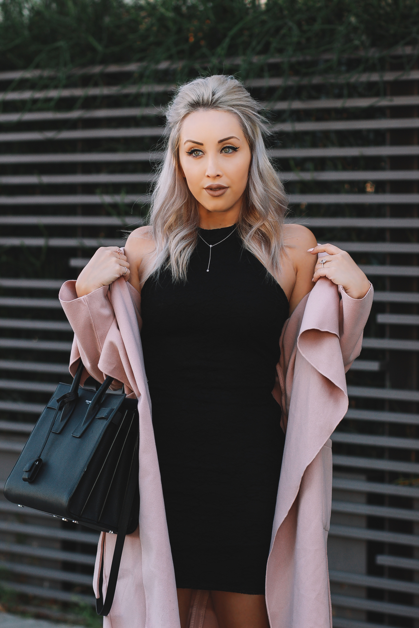 Blondie in the City | Busy Bride | Beverly Hills Street Style |