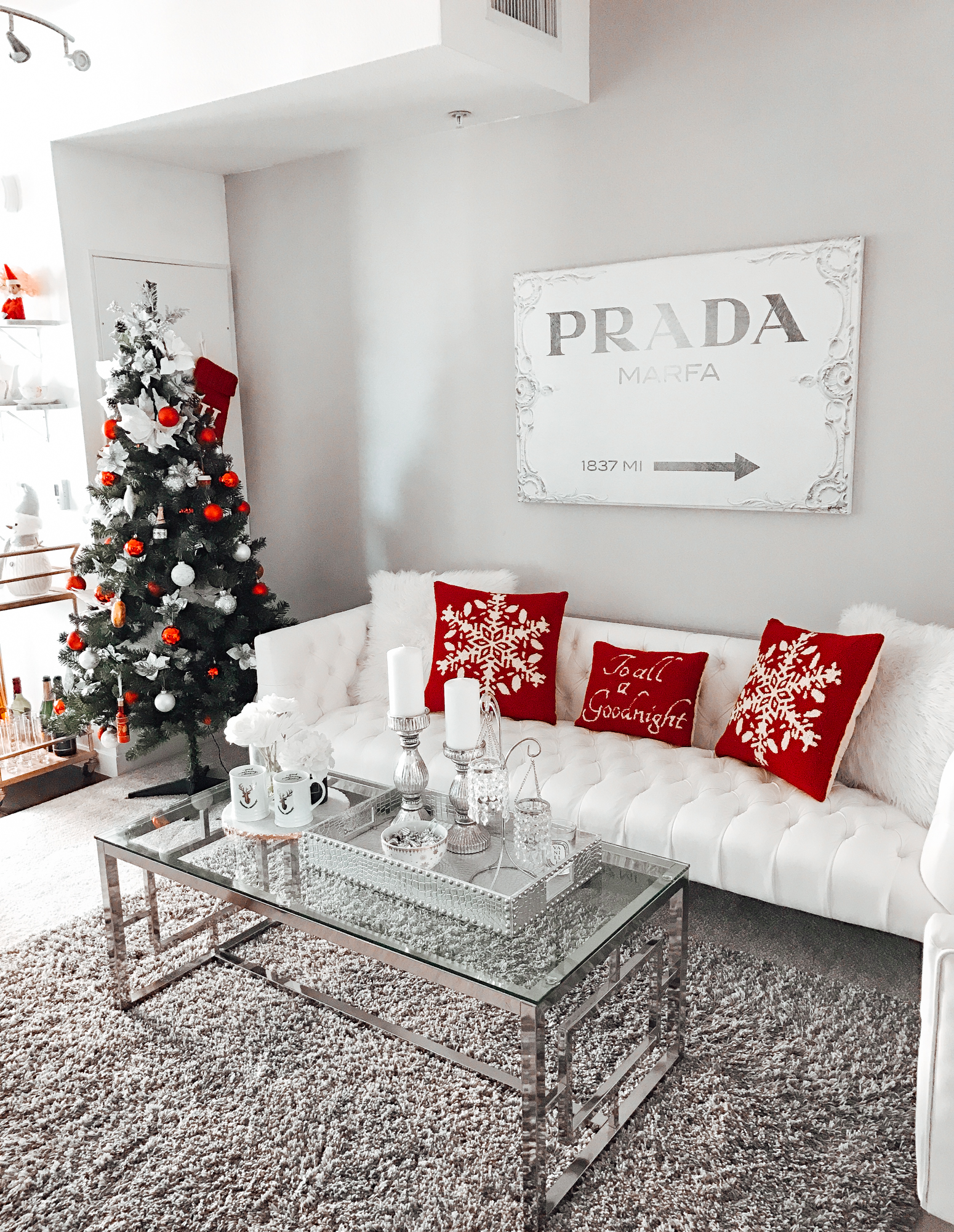 2016 christmas home decor for Christmas home decor 2016